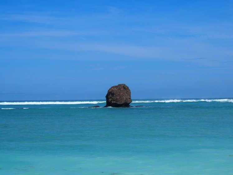Pantai Seger, Lombok.
