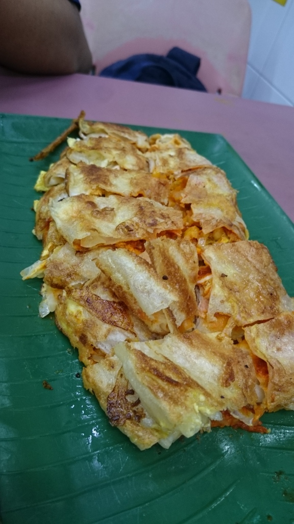 Chicken Murtabak, Singapore Zam-Zam Restaurant
