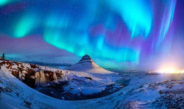 Aurora @ Iceland