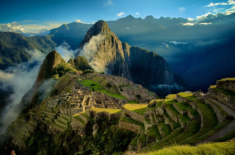 Machu Picchu, Peru (source: lonelyplanet)