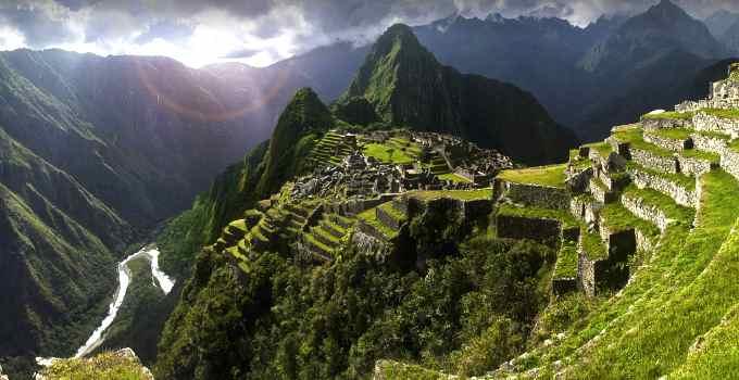 Machu Picchu, Peru (source: macupicu.com)