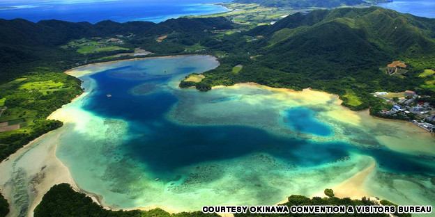 Okinawa, Japan (source: travellscnn)
